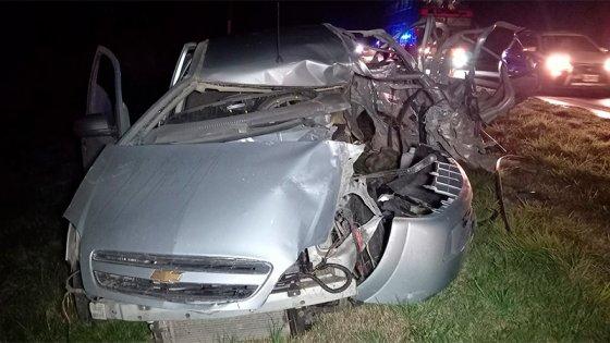 Confirmaron la identidad de conductor fallecido por desprendimiento de acoplado