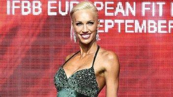 Ingrid Grudke terminó su participación en el mundial de Fit Model y va por más
