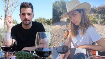 Thelma Fardin confirmó su noviazgo con el ex de Florencia Kirchner