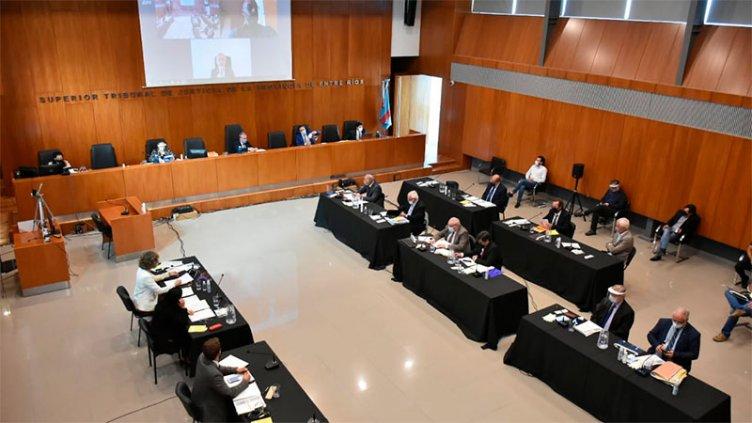 Fotos del Juicio a Urribarri: rechazan recurso de defensa y hubo otra resolución