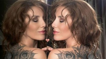 A los 53 años, Viviana Saccone deleitó a sus seguidores con una sensual foto