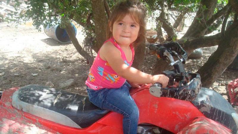 Mía murió en agosto de 2014, tras soportar un infierno durante meses.