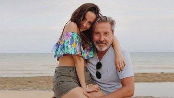 La alegría de Ricardo Montaner por el embarazo de su hija Evaluna