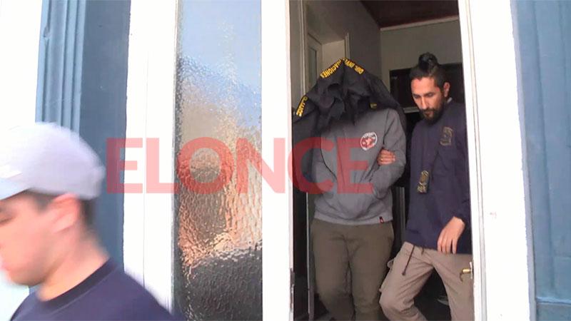 Asalto a sala de juegos: otorgan prisión preventiva domiciliaria al detenido