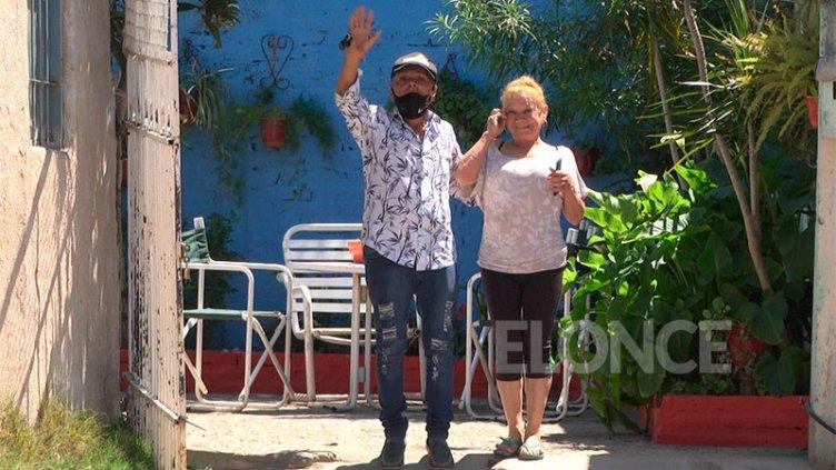 Reconocido verdulero reconstruyó su casa tras incendio gracias a la solidaridad