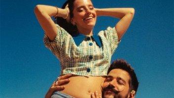 Evaluna Montaner contó por qué decidió llamar Índigo a su primer hijo con Camilo