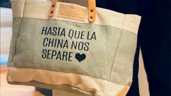 El bolso inspirado en el Wanda gate: