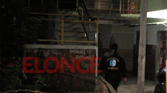 """Desbaratan un """"kiosco"""" de droga en barrio Paraná XVI: dos detenidos"""