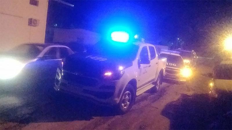 Hallaron muerta a una mujer y detuvieron a su marido en Cerrito
