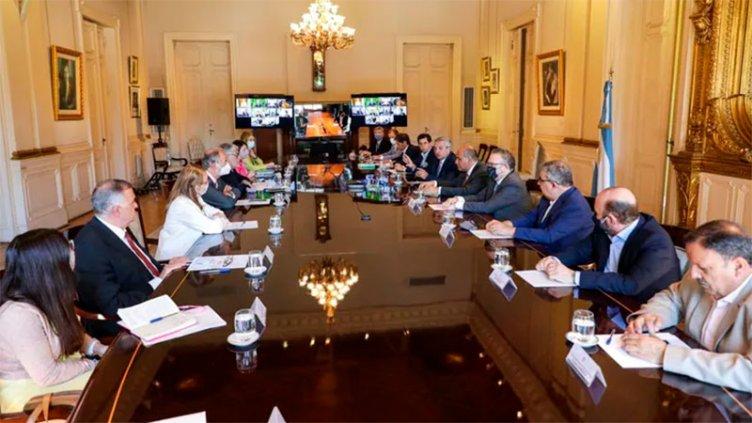 Gobernadores firmaron con Nación el acuerdo por el control de precios