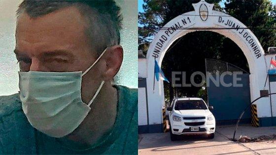 Crimen de la docente: revelaron cómo hallaron muerto a Bertuni en el penal