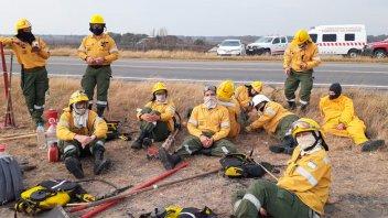 Incendio en las islas: El impresionante despliegue para combatir el fuego
