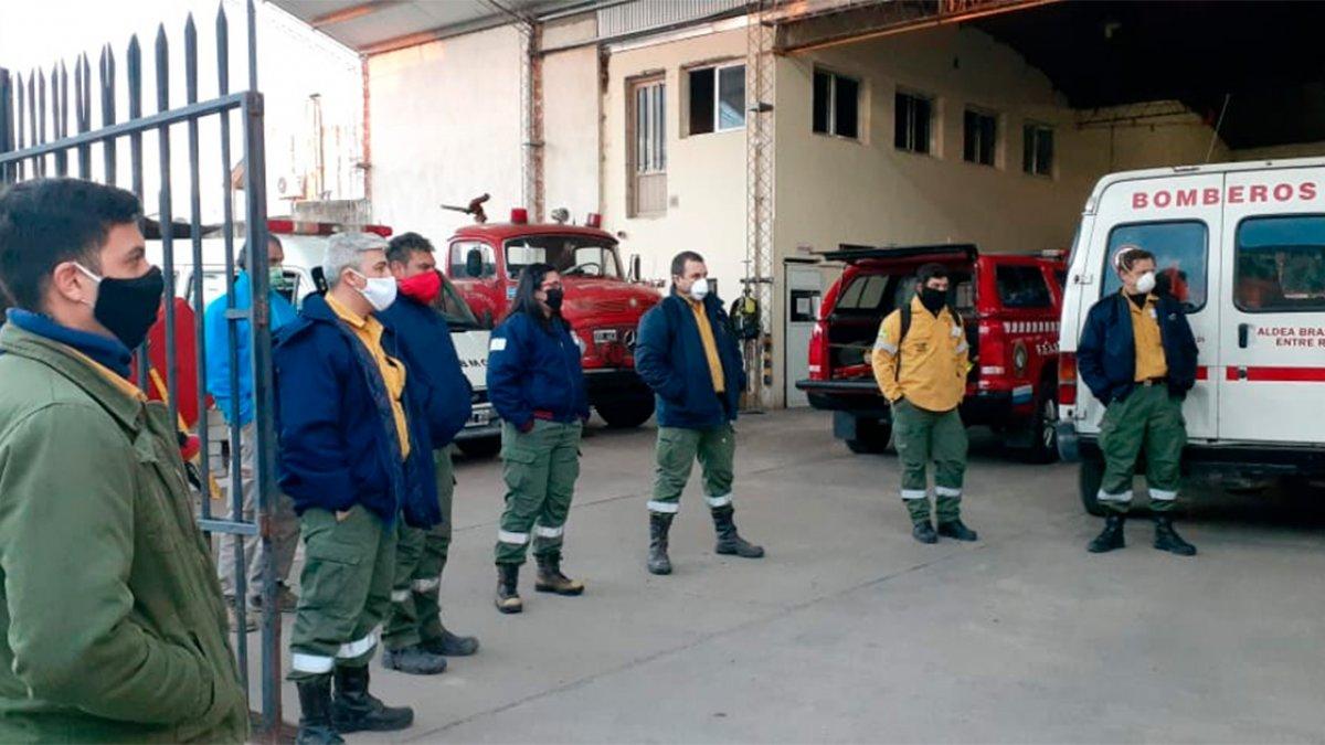 Federación Entrerriana de Bomberos Voluntarios.
