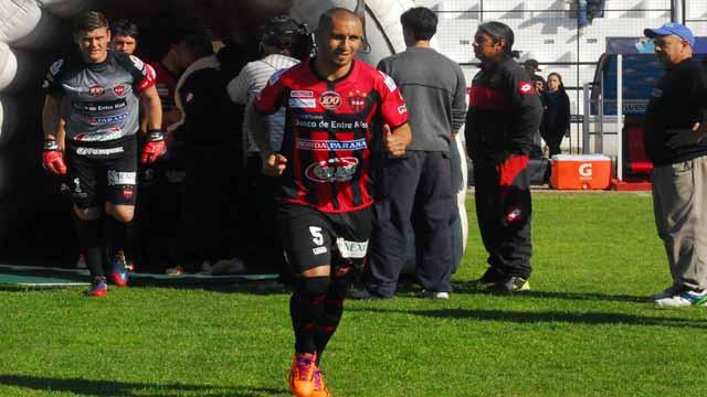 El uruguayo roberto Brum termina hoy su vínculo con el Gasolero.