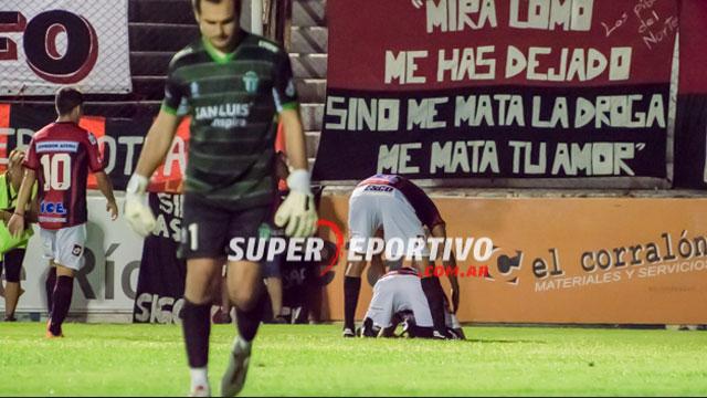 Patronato venció 2 a 0 a Estudiantes de San Luis y alcanzó su primera victoria.
