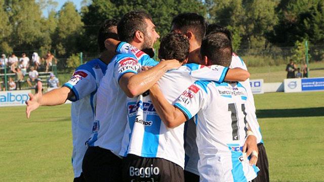 Los entrerrianos llegaron a los 7 puntos.(Foto: Diario El Día de Gualeguaychú).