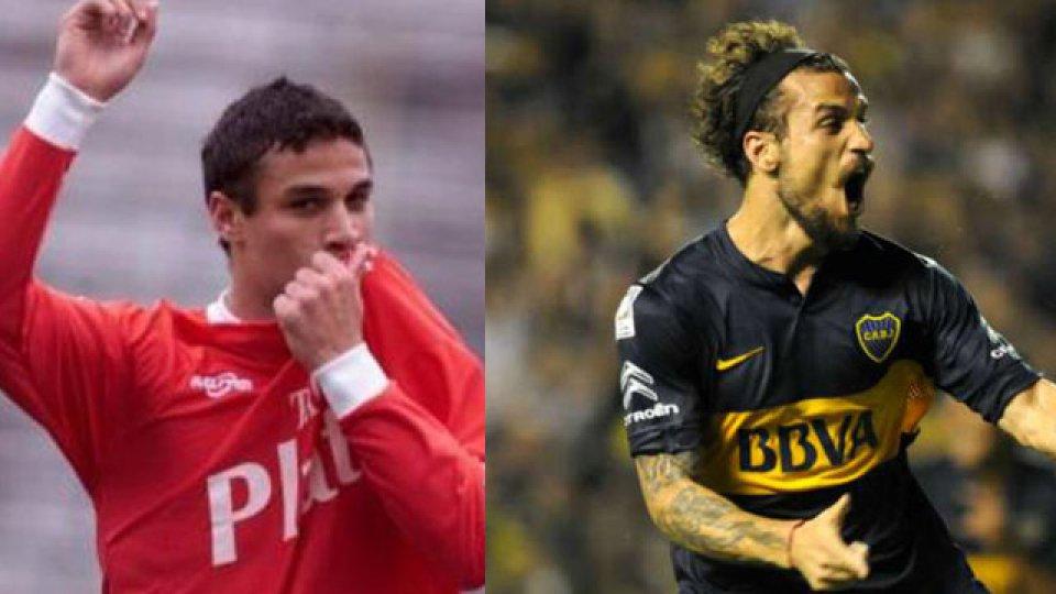 """Daniel Osvaldo: """"No me saldría gritarle un gol a Huracán ..."""