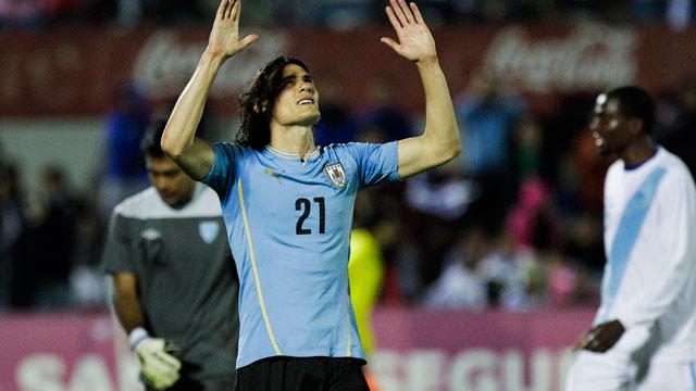 Ameal habló sobre la posible llegada de Cavani a Boca.