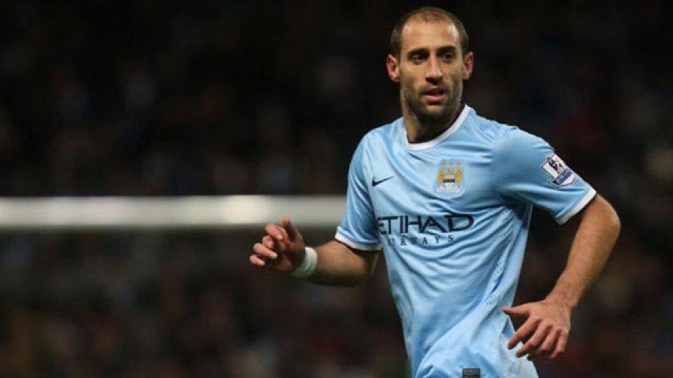 Pablo Zabaleta anunció su retiro del fútbol.
