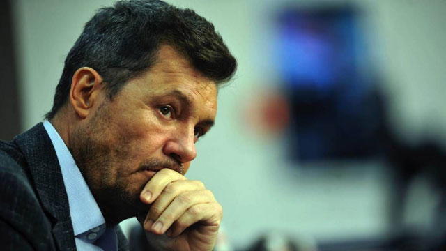 Con Marcelo Tinelli como favorito, San Lorenzo elige nuevo presidente.
