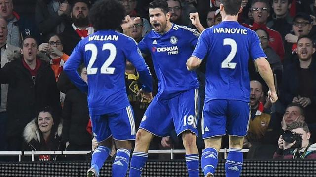 Chelsea y el City protagonizarán un interesante duelo en Octavos de Final.