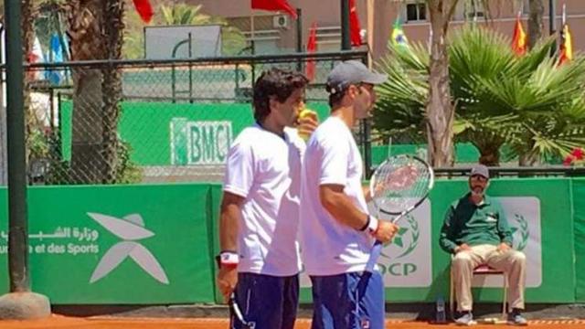 El Rata y Machi enfrentarán en la Final a Marin Draganja y Aisam-Ul-Haq Qureshi.