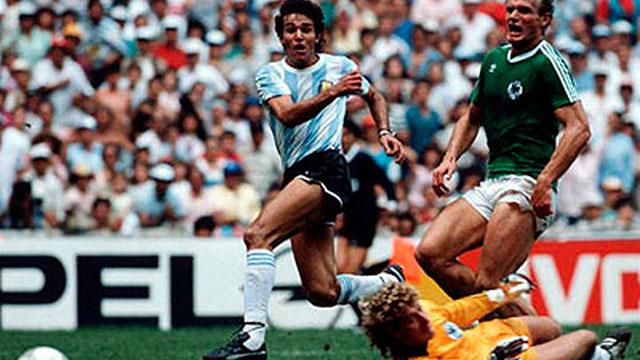 El gol que le dio a la Argentina el último título mundial.