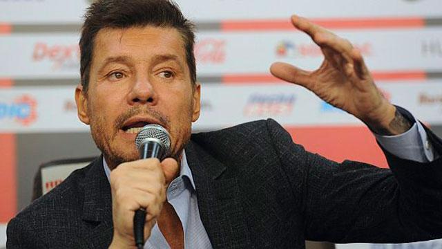 """""""Miraba a Nacional porque me gustaba Gallardo, era él o Pizzi"""", contó Tinelli."""
