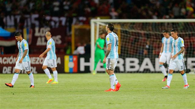En septiembre de 2016, la Selección de Edgardo Bauza rescató un empate 2-2.