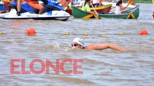 La fiesta del río: Se corre la 12° edición de la maratón acuática Villa Urquiza-Paraná