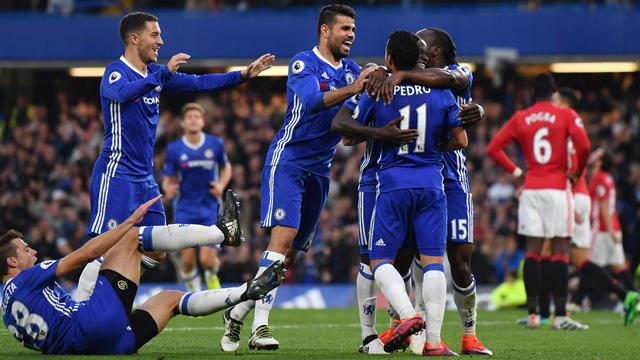 Chelsea quedó en zona de Champions mientras que el United está séptimo.