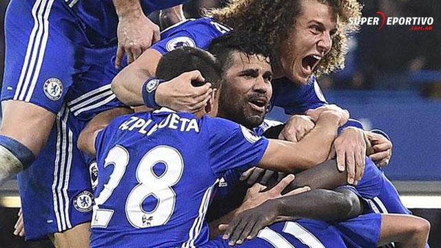 Chelsea se hizo fuerte como visitante y da pelea en la Premier League.