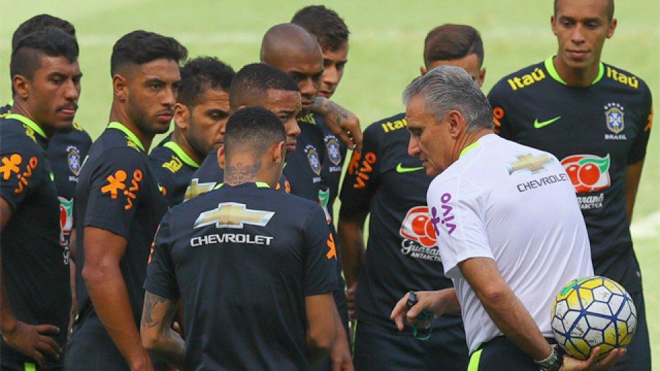 Brasil, local y gran candidato al título.