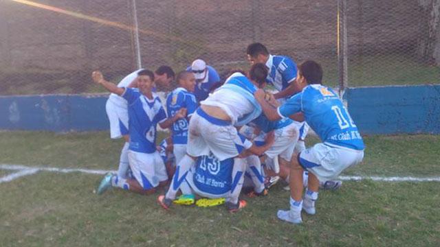 Sportivo Urquiza es el nuevo campeón. (Foto: Minuto a Minuto)