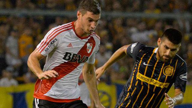 River y Central definen el título de la Copa Argentina.
