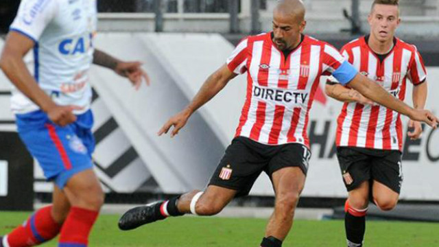 La Conmebol dicen que no está habilitado para jugar ante Botafogo.