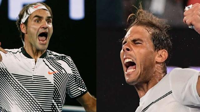Cara a cara, como en los viejos tiempos: Federer vs Nadal.