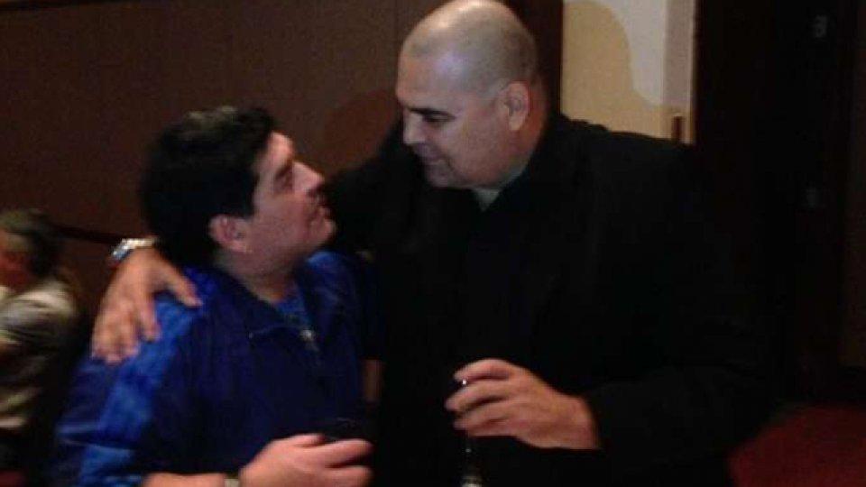 """""""Maradona y Ruggeri son dos felpudos, de Infantino, la FIFA y Fox"""", dijo Chila."""