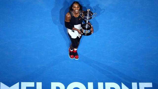 """""""Fue muy difícil ganar este año en Australia, felicito a Venius"""", señaló Serena."""