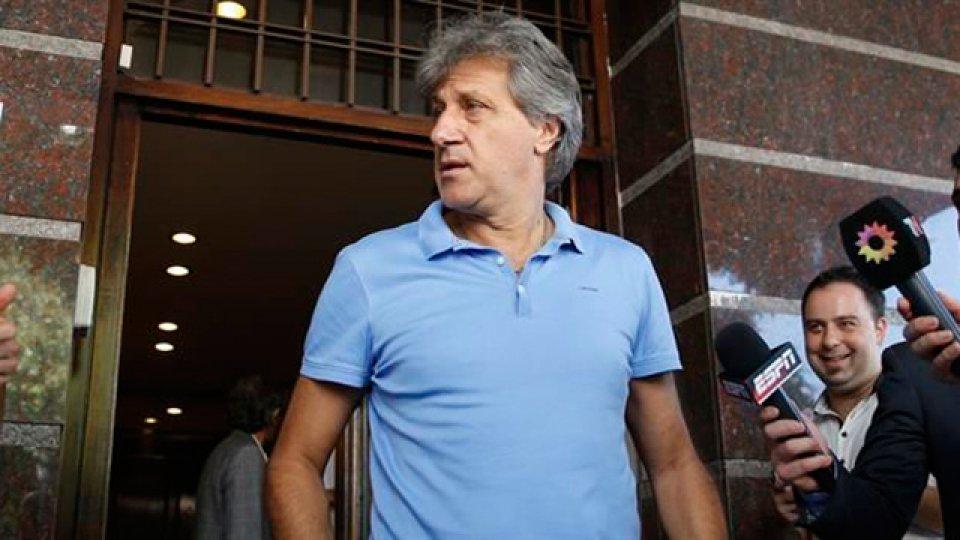 Sergio Marchi, titular de Futbolistas Argentinos Agremiados.