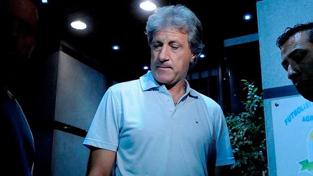 El titular de Futbolistas Argentinos Agremiados habló tras la reunión virtual.