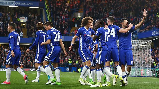 Los Blues quedaron a las puertas de la coronación en la Premier League.