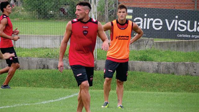 Patronato: Damián Lemos, más cerca de renovar su contrato.