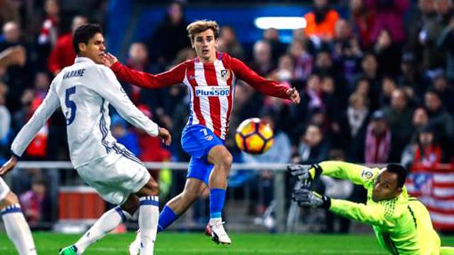 El Atlético de Simeone va por la hazaña ante el Real Madrid.