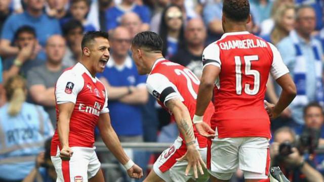 Los Gunners son los más ganadores en la historia de la FA Cup con 12 títulos.