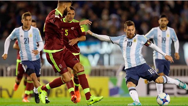Argentina vuelve al Monumental tras cuatro años.