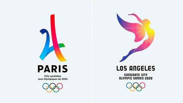 París y Los Ángeles albergarán los JJ.OO. que sucederán a Tokio 2020.