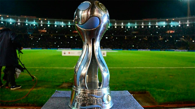 La suspensión del fútbol abarcaría también el cronograma de la Copa Argentina.