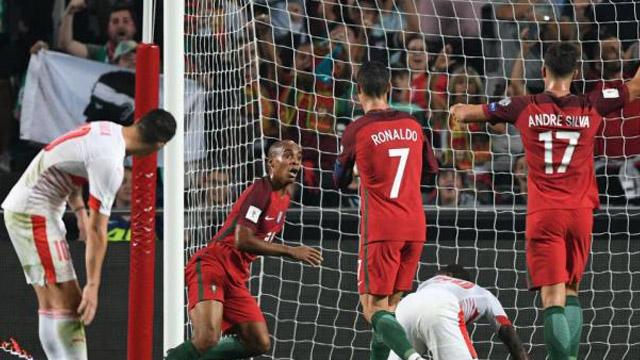 Portugal sacó boleto para Rusia donde se podrá disfrutar de Cristiano Ronaldo.
