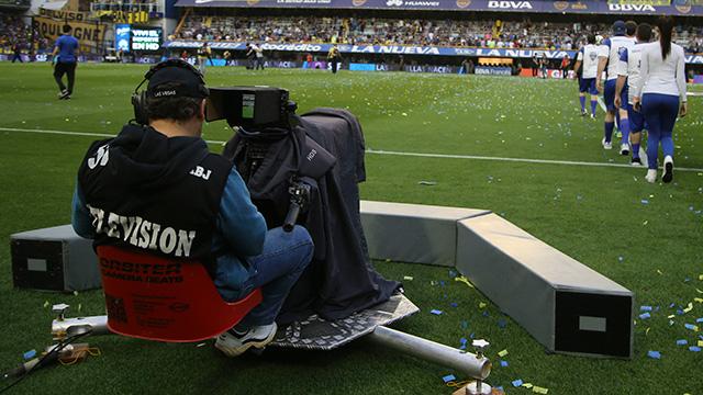 AFA comunicó el final del acuerdo con Fox para las transmisiones del fútbol.